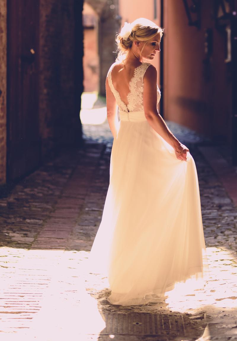 de perfecte trouwjurk voor je Italiaanse bruiloft in Nederland