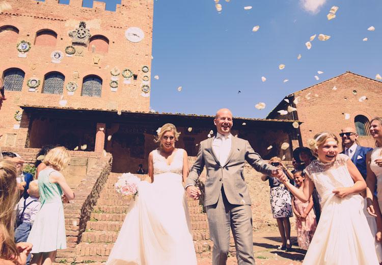 Bespreek in een wedding consult alle facetten van je Italiaanse bruiloft